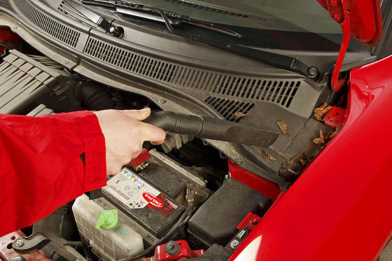Hilfsmittel Autopflege