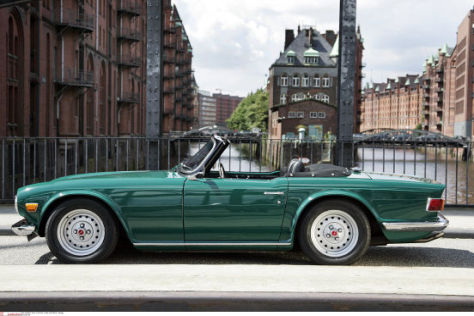 Kaufberatung: Triumph TR6 - autobild de