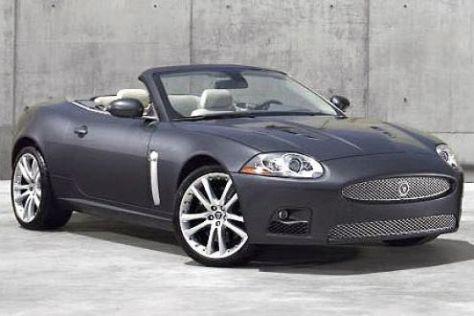 Neuer Jaguar XKR