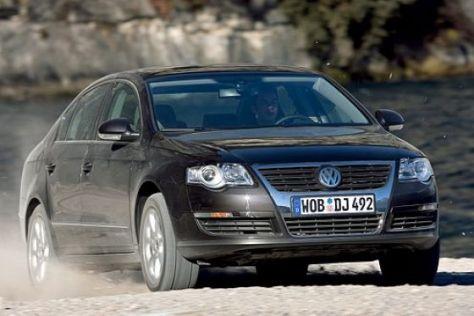 Rückruf VW Passat