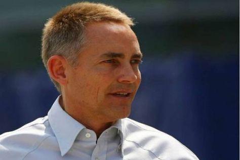 Martin Whitmarsh führte das McLaren-Team durch die