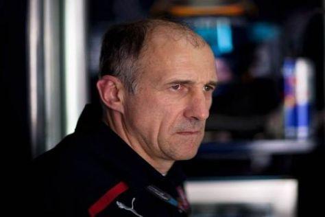 Franz Tost bereitet Toro Rosso derzeit für eine neue Ära als Konstrukteur vor