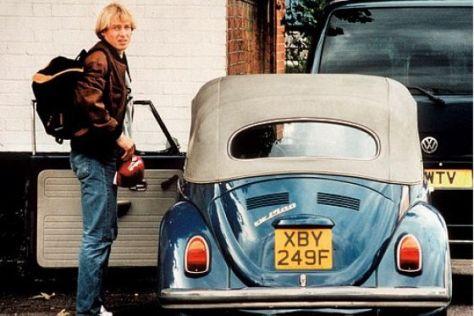 Bundestrainer-Auto bei Ebay
