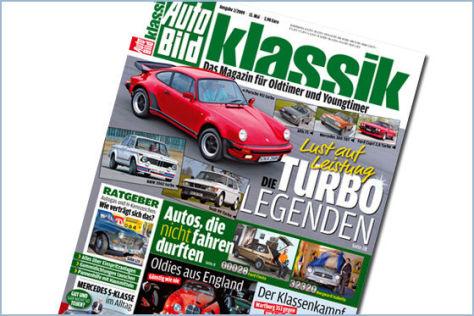 AUTO BILD KLASSIK 2/2009