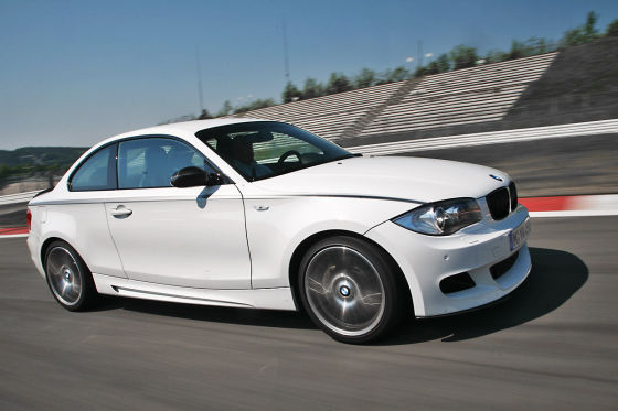 BMW 135i Performance Package