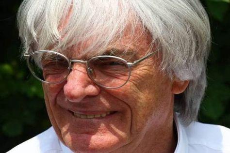 Bernie Ecclestone will seinen Formel-1-Zirkus zusammenhalten