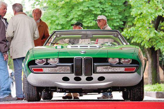 Bertone BMW Spicup 1969