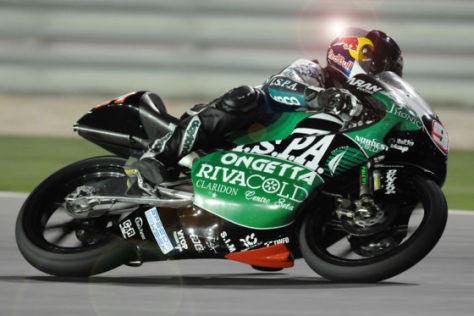Motorrad-WM 2009 Jonas Folger