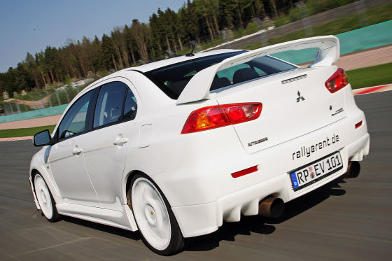 De Fries Lancer Evolution