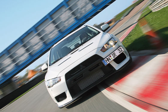 Importracing Lancer Evolution