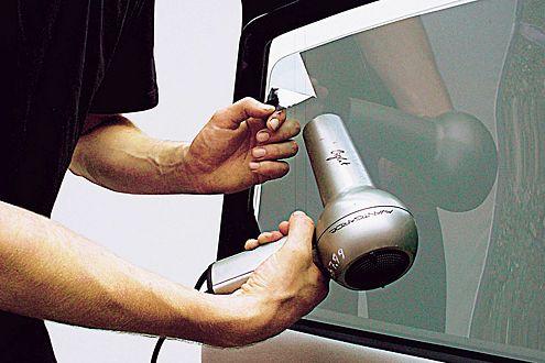 Bekannt Sonnenschutz fürs Auto - autobild.de CX44