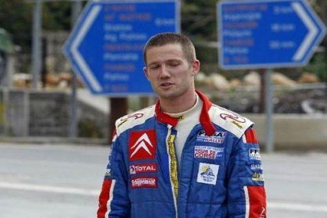 Sébastien Ogier weiß noch nicht, wohin sein Weg ihn 2009 noch führen wird