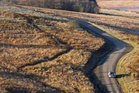 Die Rallye Wales ist wie erwartet in den Kalender 2010 aufgenommen worden