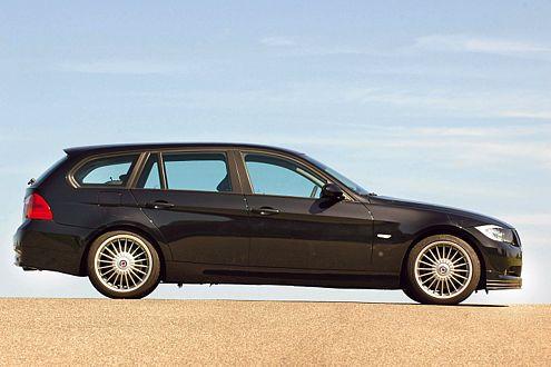 BMW Alpina D3 Touring: kraftvoller Motor, gute Fahrleistungen, geringer Verbrauch und guter Abrollkomfort.