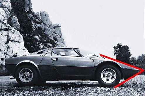 Lancia Stratos: Keiler war keiner. Als Rallyegerät war der Italiener sehr schwer zu fahren.
