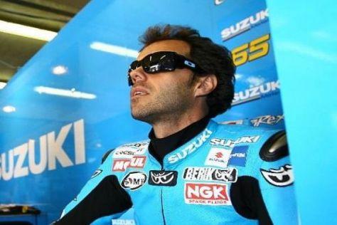 Loris Capirossi will in Mugello erstmals in der Saison aufs Podium fahren