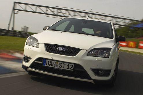 Selten sah ein Focus so gut aus: Loder-Ford mit imposanter Optik.