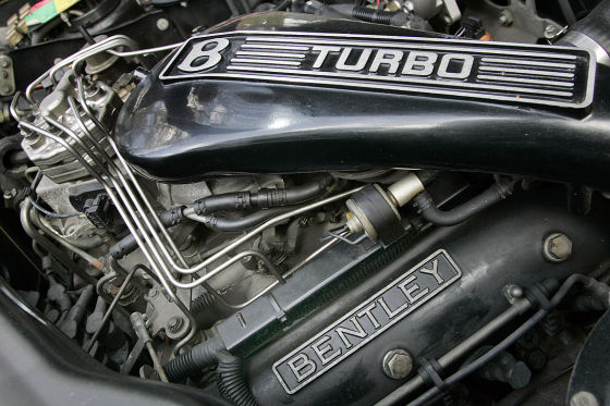 BentleyTurbo R