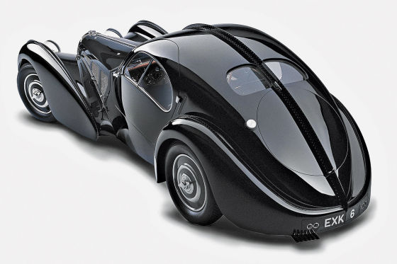 Bugatti Type 57SC Atlantic Coupe (1938 )