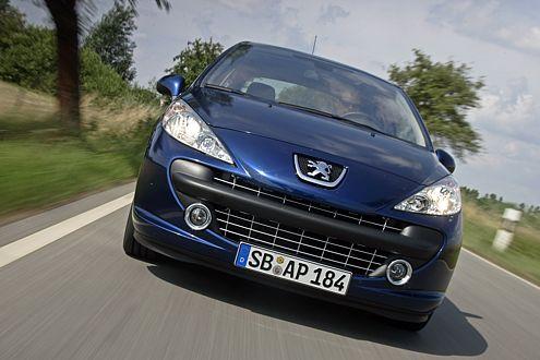 Selbstbewusst, stattlich, fröhlich: Der 207 ist Peugeot gut gelungen.