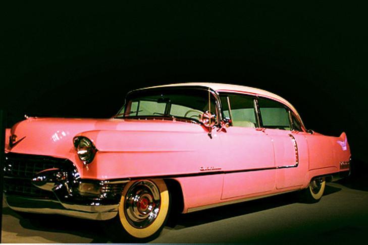 Cadillac Fleetwood 60 Special von Elvis Presley