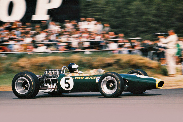 Lotus 49 Jim Clark