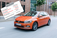 Leasing-Konditionen VW Polo 1.2