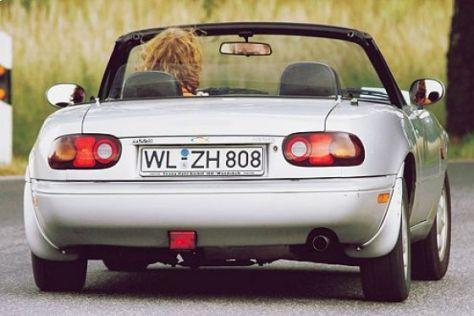 Vier Cabrios Im Gebrauchtwagen Test Autobild De