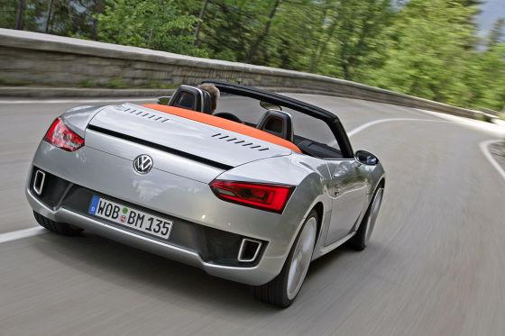 VW Bluesport Concept