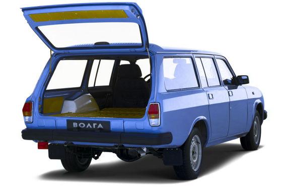 GAZ 310221 Wolga