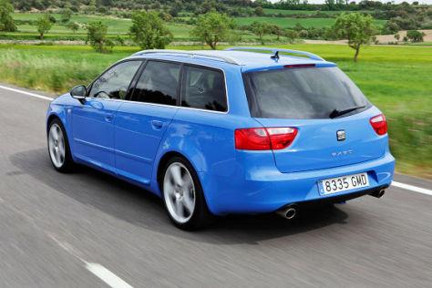 Wonderbaarlijk Ein Audi namens Seat - autobild.de AL-33