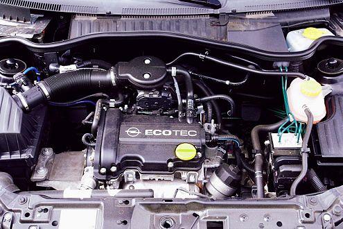 Der Corsa-Motor ist sparsam und robust. Von Dynamik aber keine Spur.