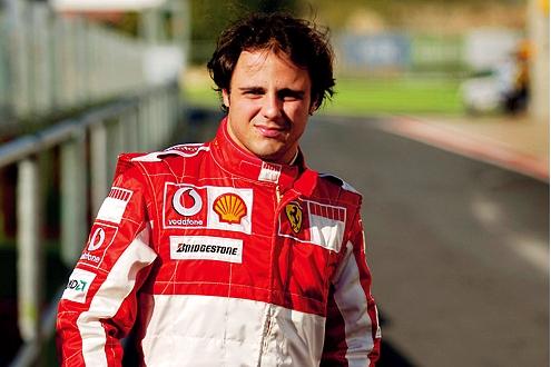 Felipe Massa könnte 2007 die Nummer Zwei hinter Räikkönen werden. Wenn Schumi geht.