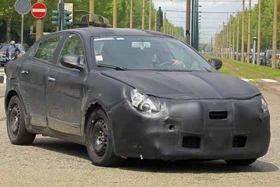 Erlkönig Alfa Romeo 149