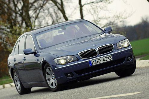 Leistungsstark und bescheiden im Verbrauch: der BMW 730d.