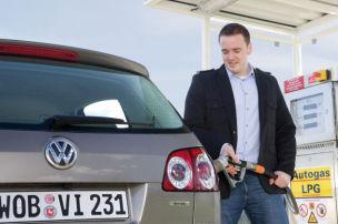 Autogas im Plus