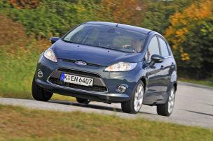 Ford Fiesta LPG