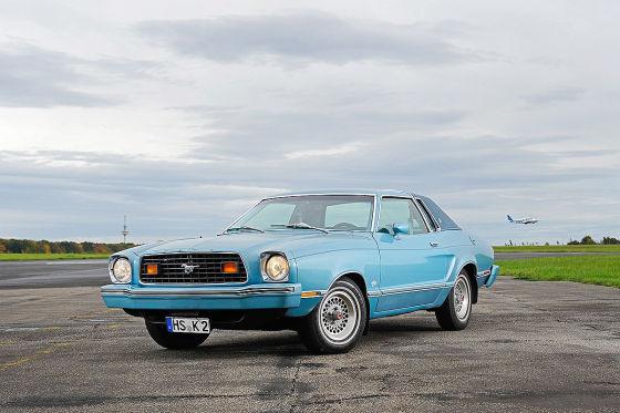 Ford Mustang II 2.8 Ghia