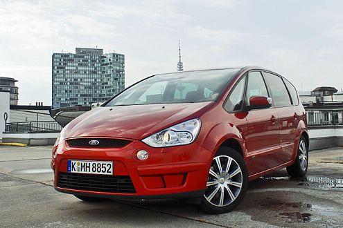 """Prädikat """"echt familientauglich"""": Im Ford fährt es sich komfortabel."""