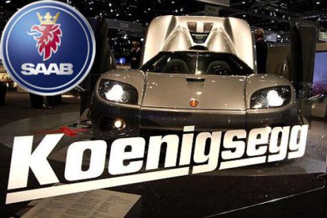 Koenigsegg kauft Saab