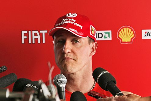 Verabschiedet sich Schumi nach dem Rennen in Monza von der Formel 1?