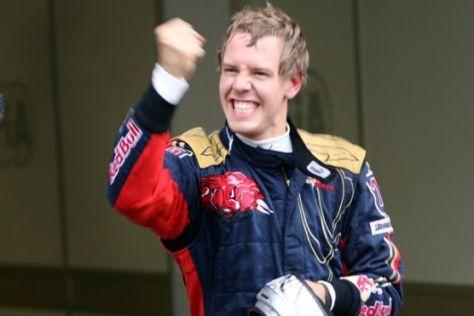 Formel 1 2009 Sebastian Vettel (Red Bull-Renault)