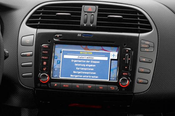 Fiat Bravo Sondermodell MSN