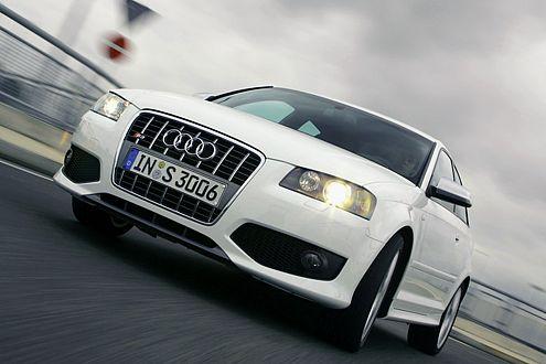Der Audi S3 kostet 35.150 Euro: ein neuer Gipfel in der Golf-Klasse.
