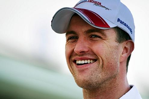 Ralf Schumacher wollte sich nicht zum Rücktritt seines Bruders äußern.