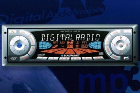 Blaupunkt Digitalradio Woodstock