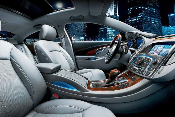 Buick LaCrosse 2010 Innenraum