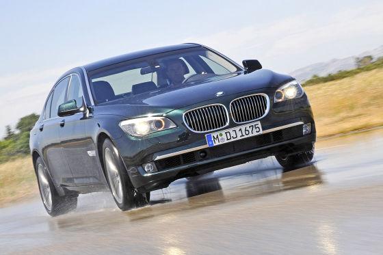 BMW 750i xDrive