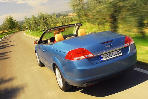 Elegant gelöst oder nur noch ein Pummel-Hintern à la Peugeot 206 CC?