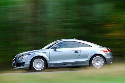 Allround-Talent: Der gewachsene Audi TT bietet am meisten Nutzwert.